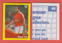Charlton Athletic Mark Fish South Africa 46 BTR